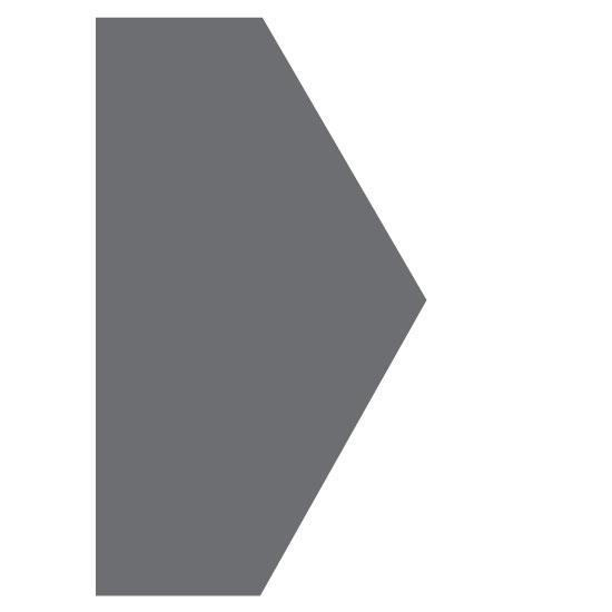 Pointy-Half-Hexagon-